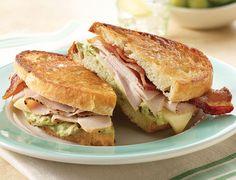 Grilled California Turkey Bistro Sandwich