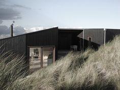 Vacation House in Henne, Mette Lange Architects (Henne, Denmark)