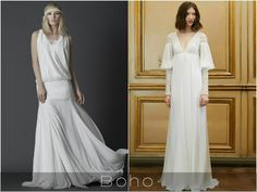 Vestidos de noiva 2015: boho