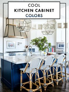 Cool Kitchen Cabinet Colors