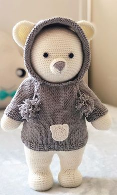 44 Awesome Crochet Amigurumi Patterns For You Kids for 2019 Part 25; amigurumi for beginners; amigurumi for kids; amigurumi animals