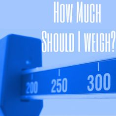 Have you ever tried to determine what would be the best weight for you?  Use this nifty tool to calculate what the optimal healthy weight is for you based on your body type!