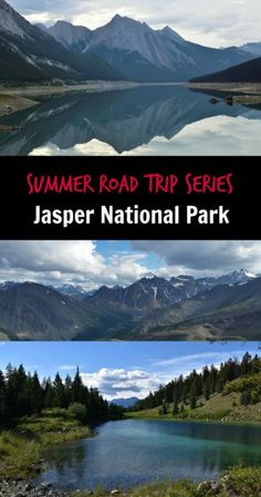 7-day itinerary of all the best things to see and do in Jasper National Park in Canada!