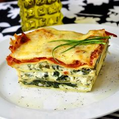 Goat Cheese and Feta Spanakopita Lasagna I got this idea from an appetizer that I recently served at a dinner party with friends, where the delicious goat cheese and feta filling was baked inside crispy, golden phyllo pastry and had the rustic tomato sauce served on the side. I decided to try it as a …