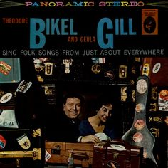 Theodore Bikel Records, LPs, Vinyl and CDs - MusicStack