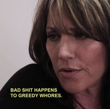 Sons of Anarchy, Gemma Teller Morrow:: Has some of the best lines!