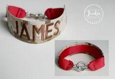 Marine Corps Name Tape Bracelet by WorldofJackieDesigns on Etsy, $12.00