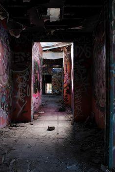 Abandoned Mansion (Perth, Australia)