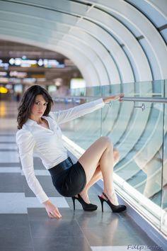 Toulouse Airport - Emeline by Francesco De Laurentiis on 500px