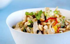 En nudelklassiker, som kan fås overalt i Thailand, og er perfekt food to go.