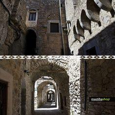 Μεστά Χίου, ένας μεσαιωνικός λαβύρινθος, ένα κάστρο που θα σε σε «ταξιδεψει» στα χρόνια του Βυζαντίου...#village #medieval #chios #island #Greece