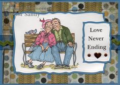 Mo Manning Young Love by shulsart - Cards and Paper Crafts at Splitcoaststampers