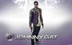 Johnny Gat, bitches.