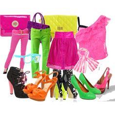 moda neon