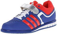 adidas Herren Gewichtheberschuhe Powerlift II, Pride Ink/Red, 50 2/3 EU - http://on-line-kaufen.de/adidas/50-2-3-eu-adidas-herren-gewichtheberschuhe-ii