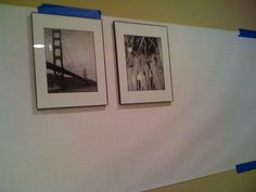 This is the most amazing thing I've ever seen: How to Hang Pictures Straight and Even 100% of the Time