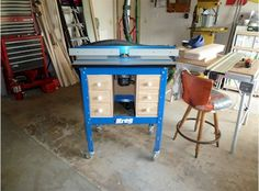 Kreg router cabinet kreg jig owners community home workshop kreg router table plans just an observation thickness 27 1 2 nice video putting the finishing touch on a countertop i like the addition of the lower drawer keyboard keysfo Image collections