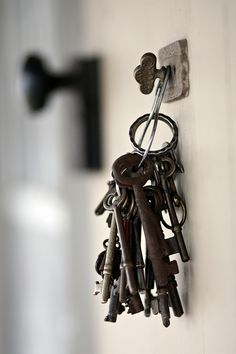 I have some old keys like that.
