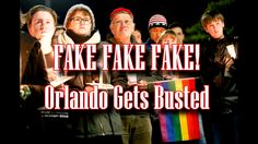 Orlando Pulse Shooting Gets Busted (Illuminati False Flag Attack Exposed)  Published on Jun 20, 2016 Orlando Pulse Shooting Gets Busted!  June 15th, 2016 staged False Flag shooting complete with govt.Crisis Actors.  CNN MSM there, as usual.