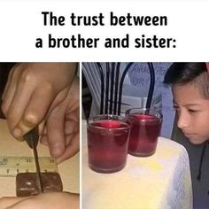 37 Sibling Memes That Prove They Can be So Annoying. Funny School Jokes, Some Funny Jokes, Crazy Funny Memes, Really Funny Memes, Stupid Funny Memes, Funny Relatable Memes, Funny Facts, Funny Statuses, 9gag Funny