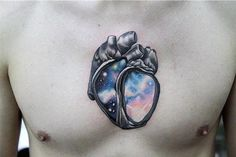 250 Hottest Chest Tattoos for Men and Women