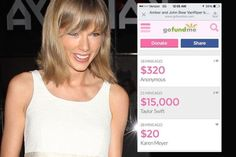 Welcome to Maud Manyore's blog : Taylor Swift gives $15,000 to the firefighter who ...