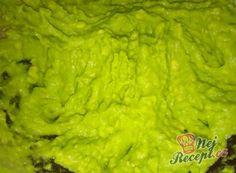 Guacamole dip (avokádová pomazánka)   NejRecept.cz Guacamole Dip, Deli, Food And Drink, Low Carb, Mexican, Vegetarian, Healthy Recipes, Apple, Vegan