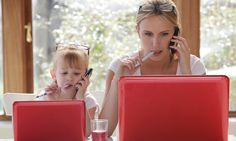 Harvard study finds daughters of mothers in paid employment have better careers and more equal relationships