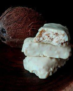 """Domowy, kokosowy batonik """"Princessa"""""""