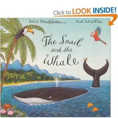 The Snail And The Whale: Amazon.ca: Julia Donaldson: Books
