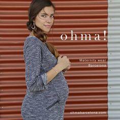 """www.ohmabarcelona.com #ropapremama #ropaembarazada #ropaembarazo #modapremama #embarazo #embarazada #maternitywear #maternitystyle #pregnant #pregnancy…"""