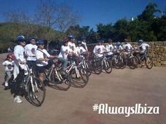 Tour en bici www.alwaysibiza.com