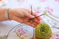 How to knit tutorial