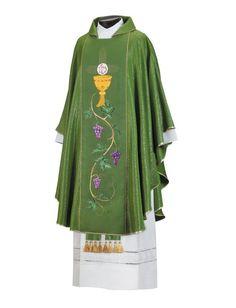 PALG6 - HOPE GOTHIC CHASUBLE | vestments | Pinterest