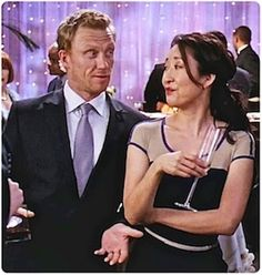 Grey's anatomy cristina rencontre owen