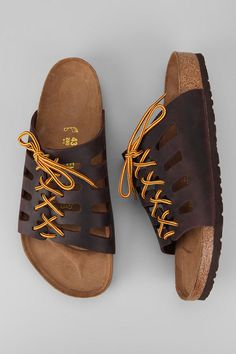 Birkenstock UO Exclusive Denver Boot Lace Sandal
