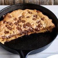 Pizza Cookie Nutella