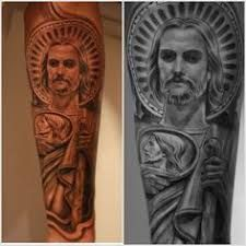 40 st jude tattoo designs for men religious ink ideas tattoos for men pinterest tattoo. Black Bedroom Furniture Sets. Home Design Ideas