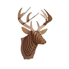Bucky Deer Trophy Head, $27.50, now featured on Fab.
