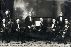 El tango en la radio uruguaya