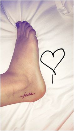 Cross Faith tattoo - Cross Faith tattoo Best Picture For Foot Tattoos moon For Your Taste You are lo Ankle Tattoo Cross, Ankle Foot Tattoo, Small Foot Tattoos, Faith Foot Tattoos, Tattoo Small, Foot Tattoo Quotes, Little Foot Tattoos, Cross Tattoos For Women, Foot Tattoos For Women