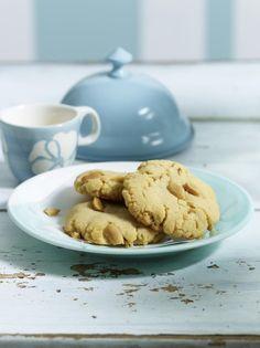 Unser beliebtes Rezept für Erdnuss Cookies und mehr als 55.000 weitere kostenlose Rezepte auf LECKER.de.