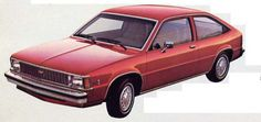 My first car.....Chevy Citation