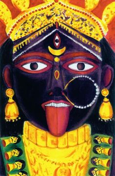 om na Maha Kali...