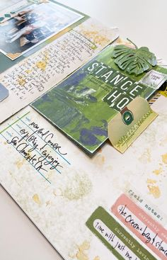 Heidi Swapp, Field Notes, Educational Websites, Chapter Books, Travelers Notebook, Booklet, Notebooks, Journals, Paper Crafts