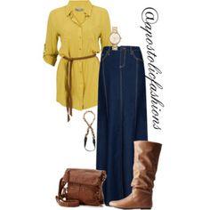 Apostolic Fashions #1600