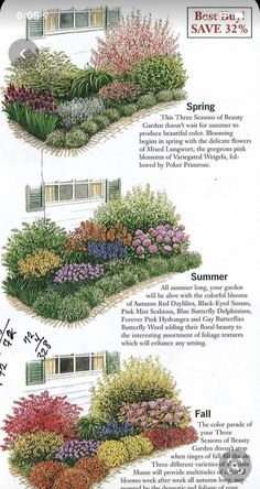 House Landscape, Landscape Plans, Garden Landscape Design, Landscape Designs, Urban Landscape, Canada Landscape, Desert Landscape, Landscape Fabric, Backyard Garden Design