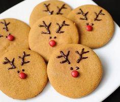 biscuits noël rennes