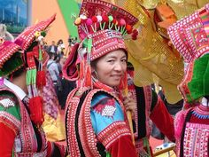 Traditional Costume, China