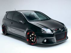 "VW golf GTI  not a classic, but goodie. I got to drive one of these..my son saying ""get on it Mom"" so I did. nice ride"